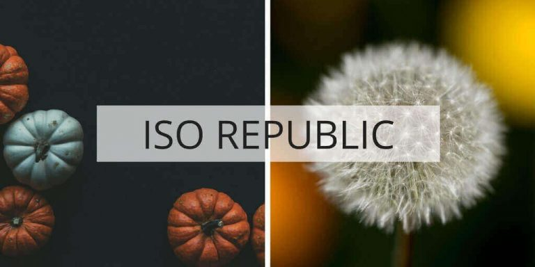 images from iso republic